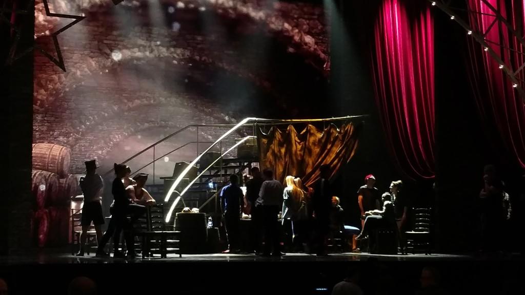 All Star Musicals, Palladium theatre in association with ITV, Peter Bingemann